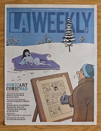 la_weekly_comics-2003_cover_chester-brown